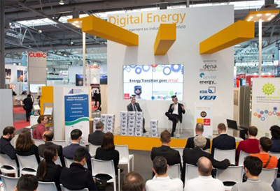 Hannover Messe digitalenergy 400