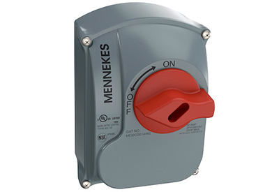 MENNEKES CDS Curved-Top Switch