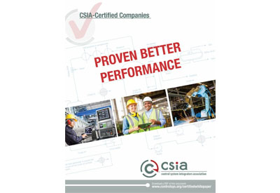CSIA: Proven Better Performance