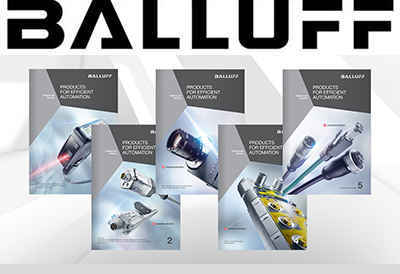 balluff new catalogue 400